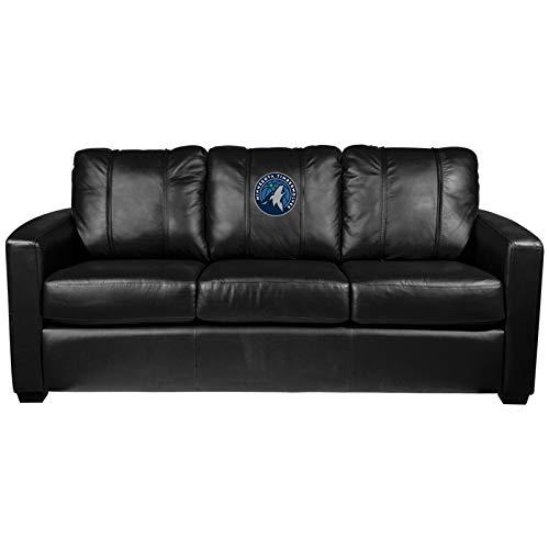 Minnesota Timberwolves NBA Silver Sofa