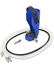 TOOLGUY REPUBLIC Fluid Transfer Pump - Powered by an Air Ratchet or Cordless Drill