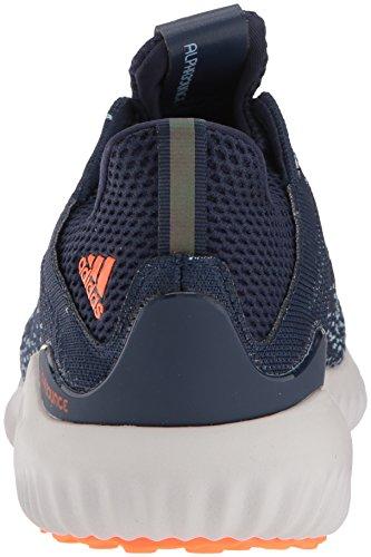 Adidas Mens Alphabounce Ck M Scarpa Da Corsa Blu Cenere / Blu Cenere / Blu Scuro