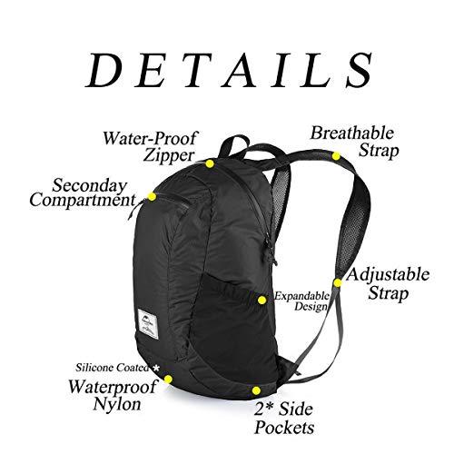 Naturehike Lightweight Packable Backpack e5255f1a49b92