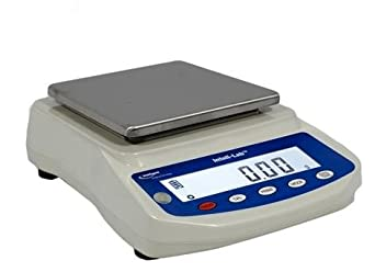 Intelligent PBW-3200 Lab Balance, Jewelry Scale, Rear ...