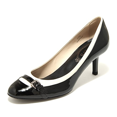 Nero 43104 Panna Donna Women Scarpa 'S Shoes Decollete Tod nq7xn8aRH
