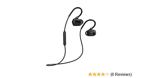 Amazon Com Beeasy Bluetooth Headphones 4 1 Wireless Sport Headset With Aptx Stereo Earphones Ipx5 Splash Proof Secure Fit For Sports Fan Workout With Built In Mic Black