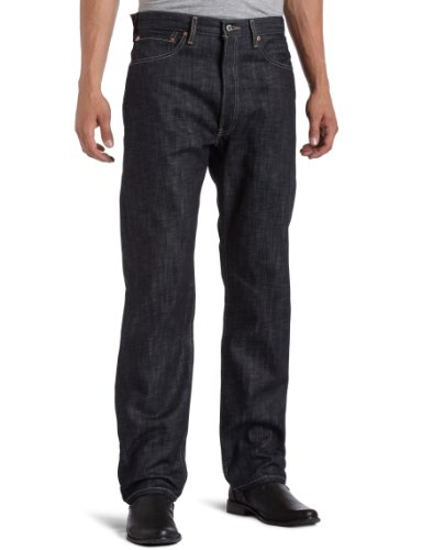 Levi's Men's 501 Shrink To Fit Jean, Knight STF, 33X36