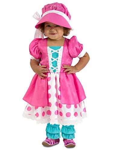 Princess Paradise Polka Dot Bo Peep Costume, 6 to 12 Months ()