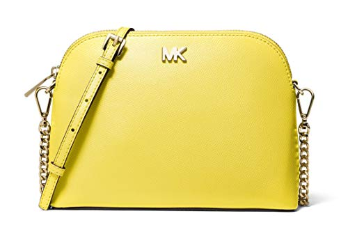 Michael Kors Yellow Handbag - 9
