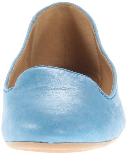 Balletto In Pelle Daylilly Da Donna Delle Nove West Blu