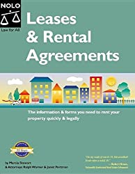 Leases & Rental Agreements 6th Edition