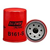 Baldwin 161-S Spin-on Oil Filter | Acura, Ford, Honda, Mazda & Kubota (B161-S)