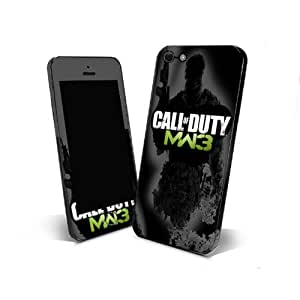 Skin Sticker 3m Cover Phone for Sony Xperia ZL Protection Skin Design Call Of Duty Modern Worface3 NCMW03