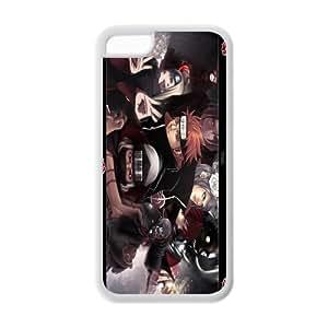 iPhone 5C Phone Case Hot Sale Japanese Manga Akatsuki SMA001139058448