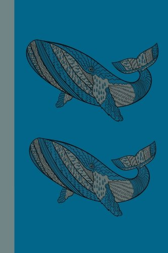 Sketch Journal: Whales (Blue) 6x9 - Pages are LINED ON THE BOTTOM THIRD with blank space on top (Oceans and Fish Sketch Journal Series) pdf epub