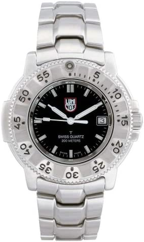 Luminox Men s 3202 Navy SEAL Steel Dive Watch