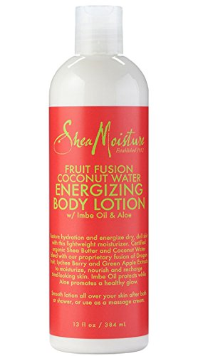 Shea Moisture Fruit Fusion Coconut Water Body Lotion, 13 Ounce