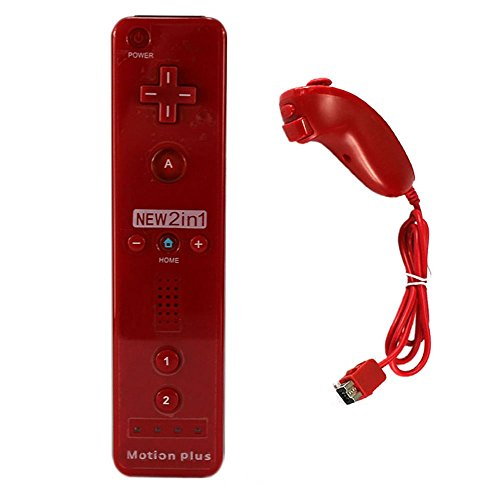 Bestseller2888 Built Nunchuck Controller Silicone Nintendo product image