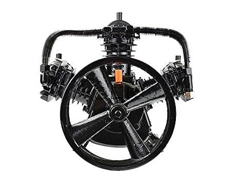 Bomba para compresor 3 pistones 5.5HP: Amazon.es: Coche y moto