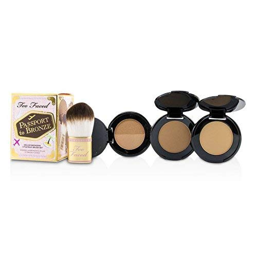 Too Faced Passport To Bronze Featuring Chocolate Soleil, Mil