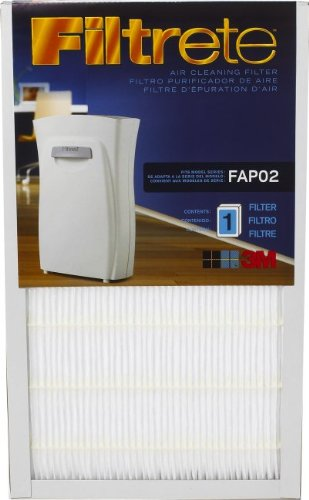 3M Filtrete FAPF02 Air Cleaning Filter Replacement -