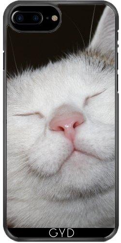 Coque pour Iphone 7 Plus / 8 Plus (5,5'') - Doux Chat Mignon by WonderfulDreamPicture
