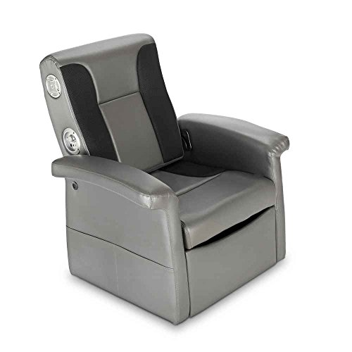 Fine X Rocker 0717901 Triple Flip 2 1 Storage Ottoman Sound Ncnpc Chair Design For Home Ncnpcorg