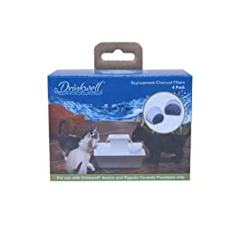 Drinkwell Avalon & Pagoda Charcoal Filters (12 Pack)