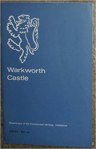Telecharger Le Livre Anglais Pdf Warkworth Castle