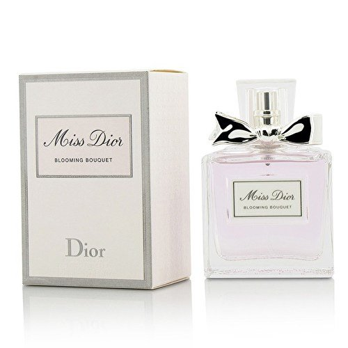 Christian Dior Miss Blooming Bouquet Eau de Toilette Spray for Women, 1.7 Ounce (Italian Miss)