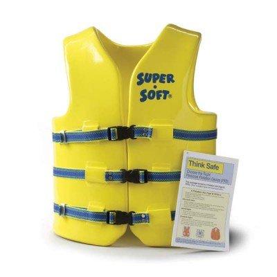 AMRT-1022512.1 * Texas Recreation Super Soft USCGA Ski Vest Adult (Small 34