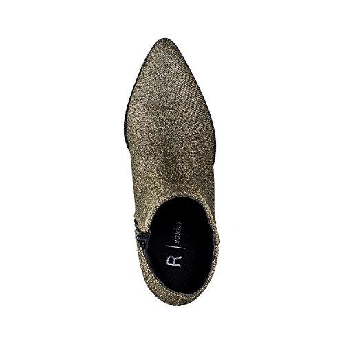 Goldfarben Redoute Boots Pailletten Frau Collections La Mit 1qRY0
