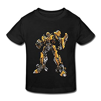 Kids Toddler Transformers Little Boys Girls T Shirts