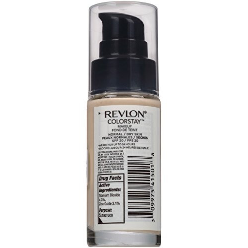 Revlon ColorStay Makeup For Normal/Dry Skin, Ivory