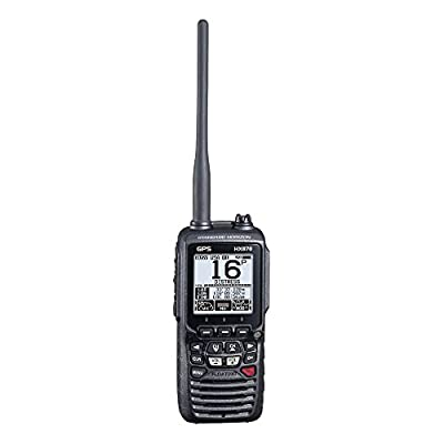 Standard Horizon HX870 Floating 6W Handheld VHF with Internal GPS by Standard Horizon