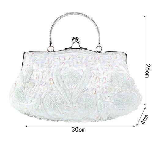 Hombro F Bolso Moda Las Mujer Mujeres Mensajero De Asas Para Señoras Bolsa Bolsos Diseño BOXqwX