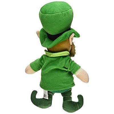 Fiesta Toys FTSS03061 Lucky Leprechaun Plush, 8