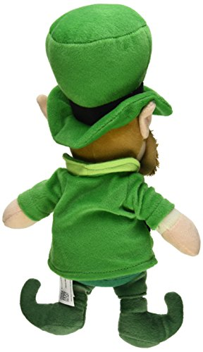 fiesta toys lucky leprechaun plush  8 u0026quot  - buy online in uae