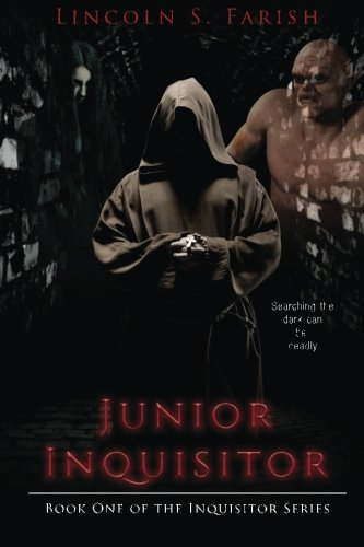 Book cover image for Junior Inquisitor (Inquisitor Series)