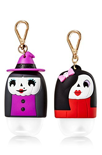 Bath & Body Works PocketBac Hand Gel Holder BFF Ghoul Friends -