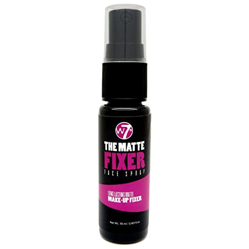 W7 the Matte Fixer Long Lasting Make Up Face Spray 5060406147902