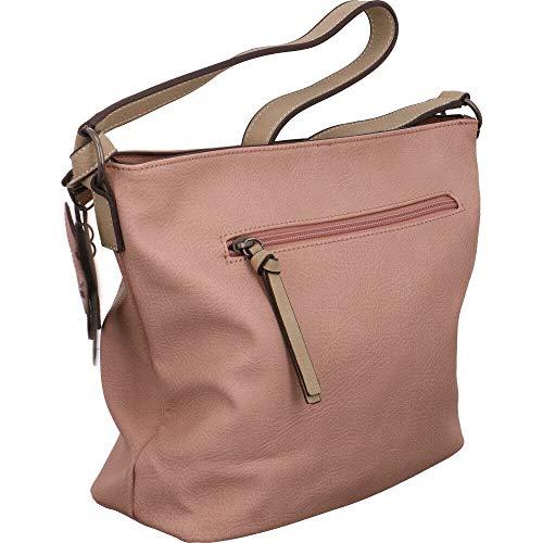 Bag Aurora rose Comb Rose Sacs Portés Tamaris Épaule Hobo S 1PqndwE