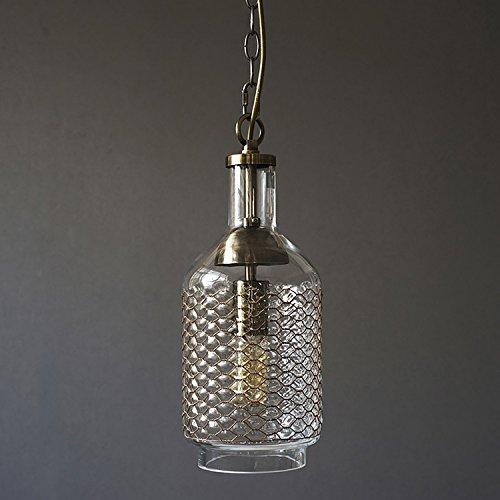Amazon.com: Lámpara de techo de diseño industrial moderno ...