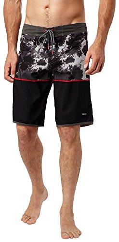 O 'neill pM Wedge Boardshort Short de bain pour homme, couleur noir