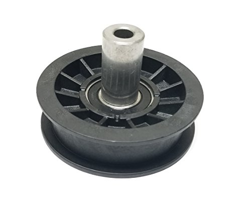 Poulan Mower Parts (Pulley, Composite, Flat Replaces Pulley Number 179114 532179114 Used On Drive for Craftsman Poulan Husqvarna Mowers)