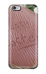 Durable Happy Easter Spring Chocolate Egg Holiday Easter Back Case/cover For Iphone 6 Plus