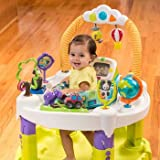 ExerSaucer Triple Fun World Explorer Plus+ by ExerSaucer