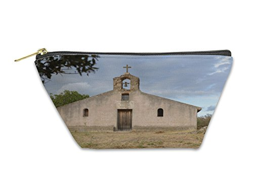 Gear New Accessory Zipper Pouch, Rural Country Church, Small, 6009094GN by Gear New