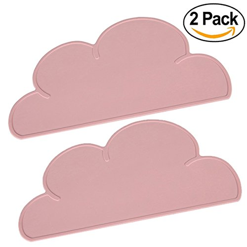 threecat-food-grade-silicone-slip-resistant-cloud-placemat-for-baby-kid-children-2-pink