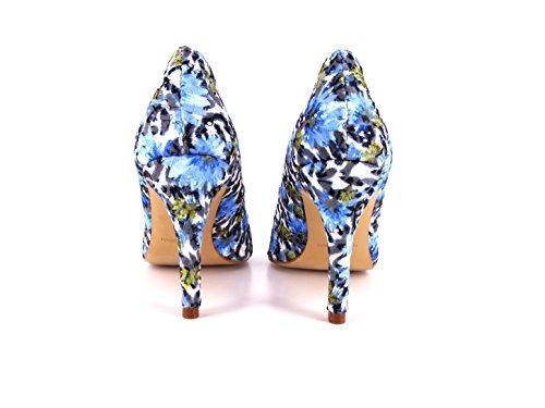 Salón Loca Lova Zapato Azul INOUBLIABLE BIGAS