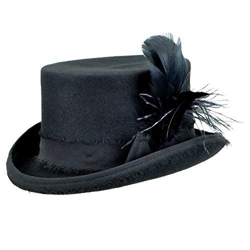 Renegade by Bailey Vivienne Top Hat Black ()
