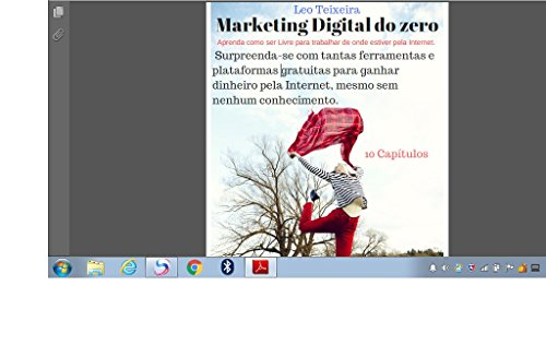 Marketing Digital do Zero: Aprenda como ser livre para trabalhar de onde estiver pela Internet