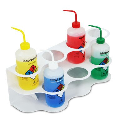 1219Y91EA TrippNT 51826 Space Saving 7-Hole Two-Story Bottle Holder Inc